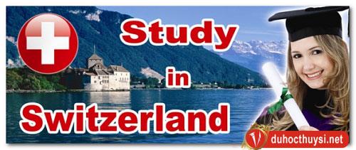 học tại Thụy Sĩ
