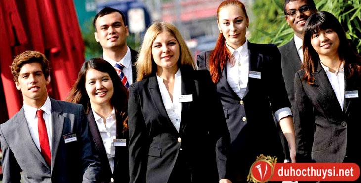 Trường Kinh Doanh và Quản Lý Khách Sạn BHMS