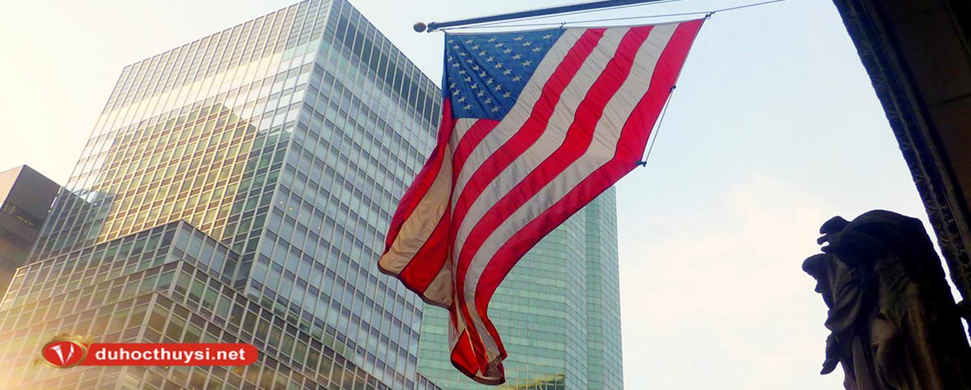 Thực tập hưởng lương tại Mỹ - visa 100%