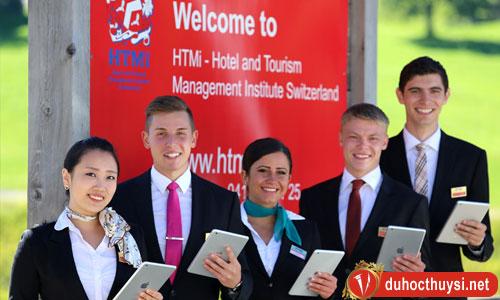 Sinh viên học viện HTMi, Thụy Sĩ