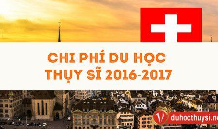 Các câu hỏi thường gặp về chi phí du học Thụy Sĩ 2016