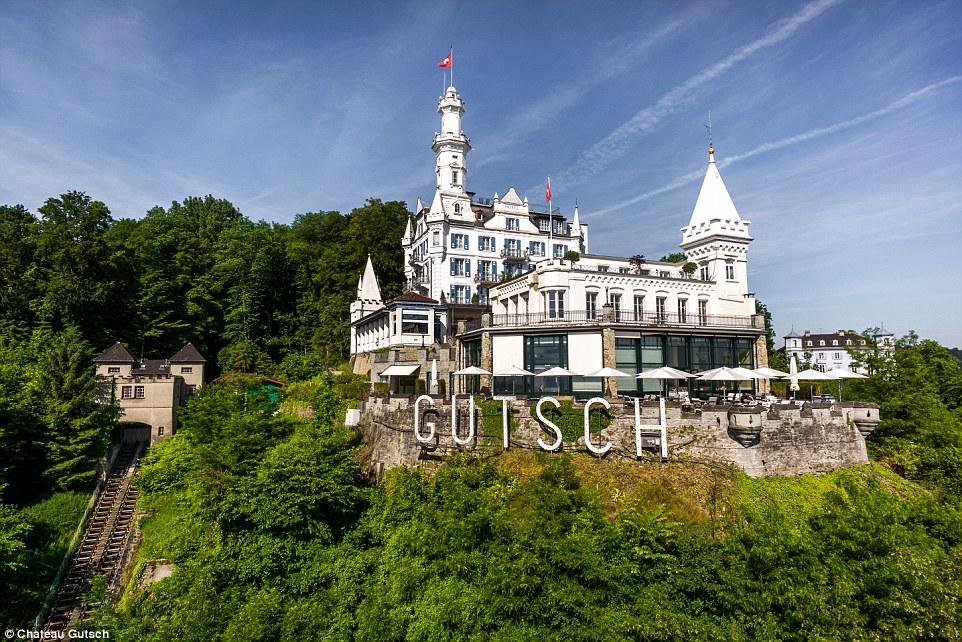 lâu đài gutsch