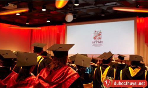 Lễ tốt nghiệp tại HTMI