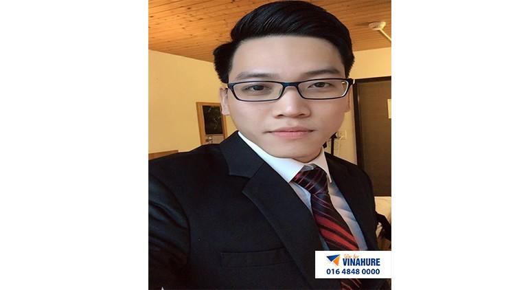 Bạn Quảng Trung Hiếu - du học sinh thụy sĩ