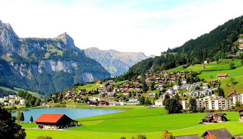 văn hóa và con người Thụy Sĩ