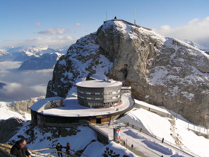 Thành phố Lucerne